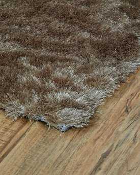 Feizy Indochine Rectangular Gray Area Rug