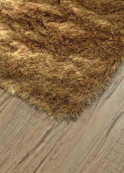 Feizy Indochine Rectangular Saffron Area Rug