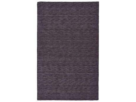 Feizy Luna Rectangular Purple Area Rug