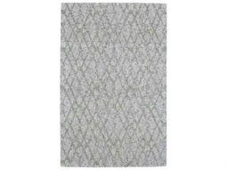 Feizy Morisco Rectangular Verde Area Rug
