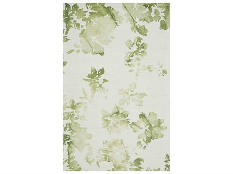 Feizy Lorrain Rectangular Avocado Area Rug