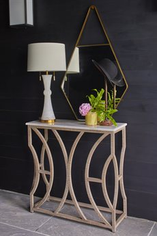 Gabby Helen Cloud Console Table Set