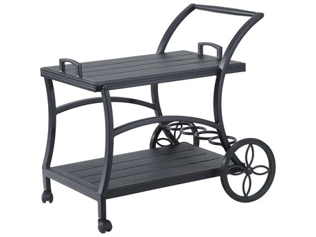 Gensun Channel Accessories Aluminum Welded Serving Cart