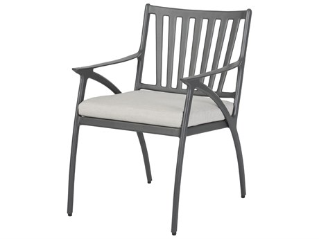 Gensun Amari Aluminum Cushion Dining Chair
