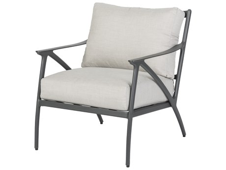 Gensun Amari Aluminum Cushion Lounge Chair