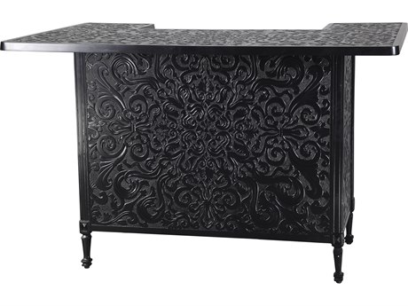 GenSun Regal Accessories Cast Aluminum 65 x 41 Rectangular Bar