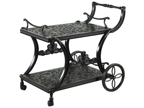 Gensun Regal Accessories Cast Aluminum Serving Cart - Welded
