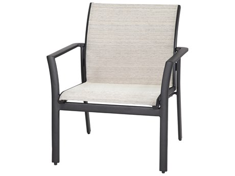 Gensun Echelon Sling Aluminum Lounge Chair