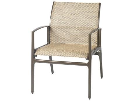 Gensun Phoenix Sling Aluminum Dining Chair
