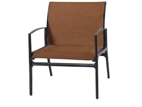 Gensun Phoenix Padded Sling Aluminum Lounge Chair