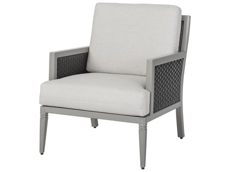 Gensun Drake Woven Cushion Lounge Chair PatioLiving