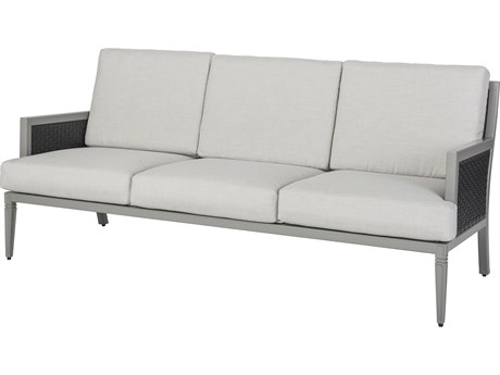 Gensun Drake Woven Cushion Sofa PatioLiving