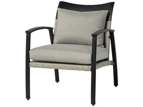 Gensun Treviso Wicker Lounge Chair