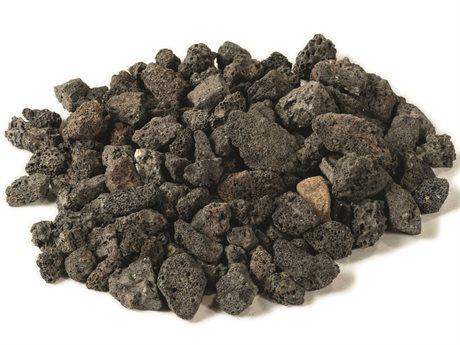 Gensun Gas Fire Pit Accessories Tempered Fire Lava Granules