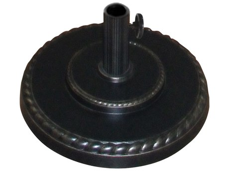 GenSun Grand Terrace Cast Aluminum Umbrella Base