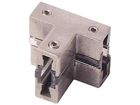 George Kovacs GK Lightrail Brushed Nickel T-Connector