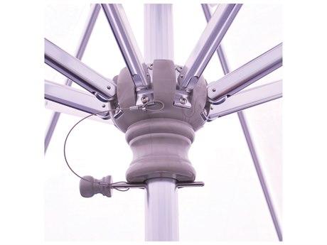 Galtech Commercial 9 Foot Aluminum Push Up Lift Umbrella