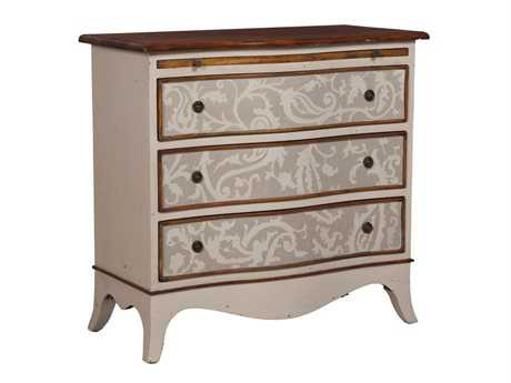 Guild Master Oyster 18 x 38 Heritage Three Drawer Chest