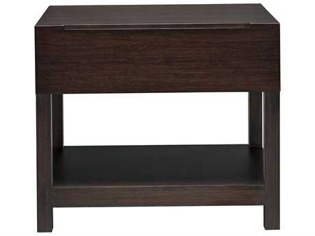 Greenington Orchid Mocha 26'' x 18.5'' Rectangular Nightstand