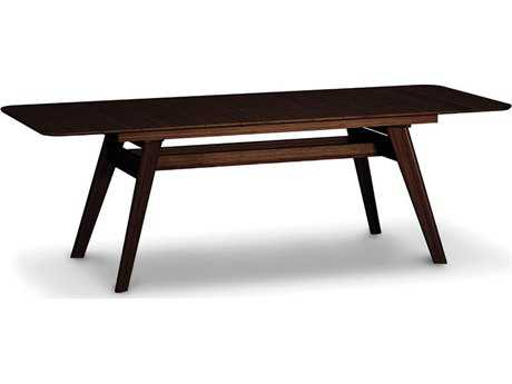 Greenington Currant 72'' x 36'' Rectangular Black Walnut Extendable Dining Table