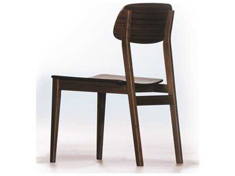 Greenington Currant Black Walnut Dining Side Chair (Sold in 2)