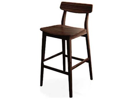 Greenington Currant Black Walnut Counter Height Stool (Set of 2)
