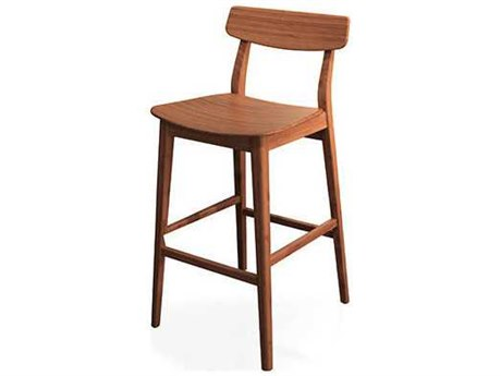 Greenington Currant Caramelized Counter Height Stool (Set in 2)