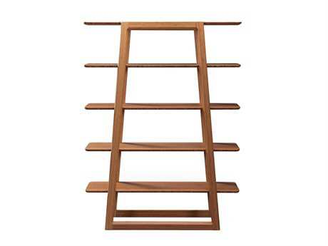 Greenington Currant 47'' x 13.5'' Caramelized Bookshelf