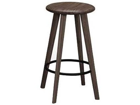 Greenington Mimosa Black Walnut Counter Height Stool (Set of 2)