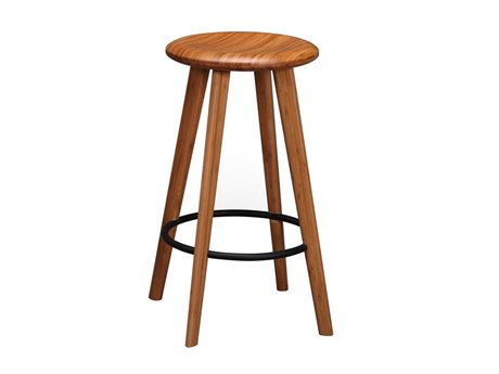Greenington Mimosa Caramelized Counter Height Stool (Set of 2)