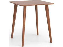 Greenington Currant Caramelized 36'' Square Bar Table