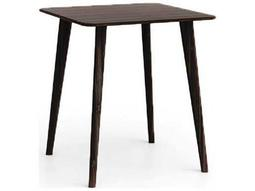 Greenington Currant Black Walnut 36'' Square Bar Table