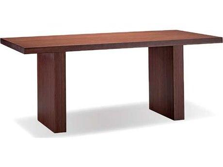 Greenington Aurora Exotic Caramelized 72'' Rectangular Dining Table