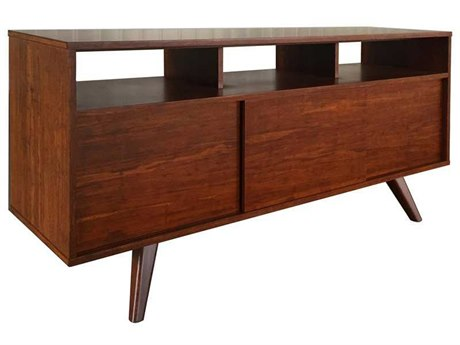 Greenington Aurora Exotic Caramelized Sideboard Entertainment Center