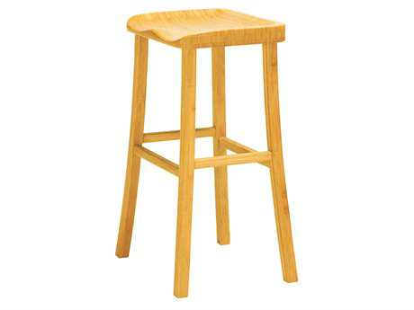 Greenington Tulip Caramelized Bar Height Stool (Sold in 2)