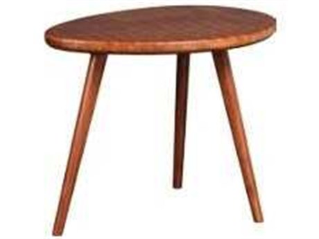 Greenington Roche Exotic Grain End Table