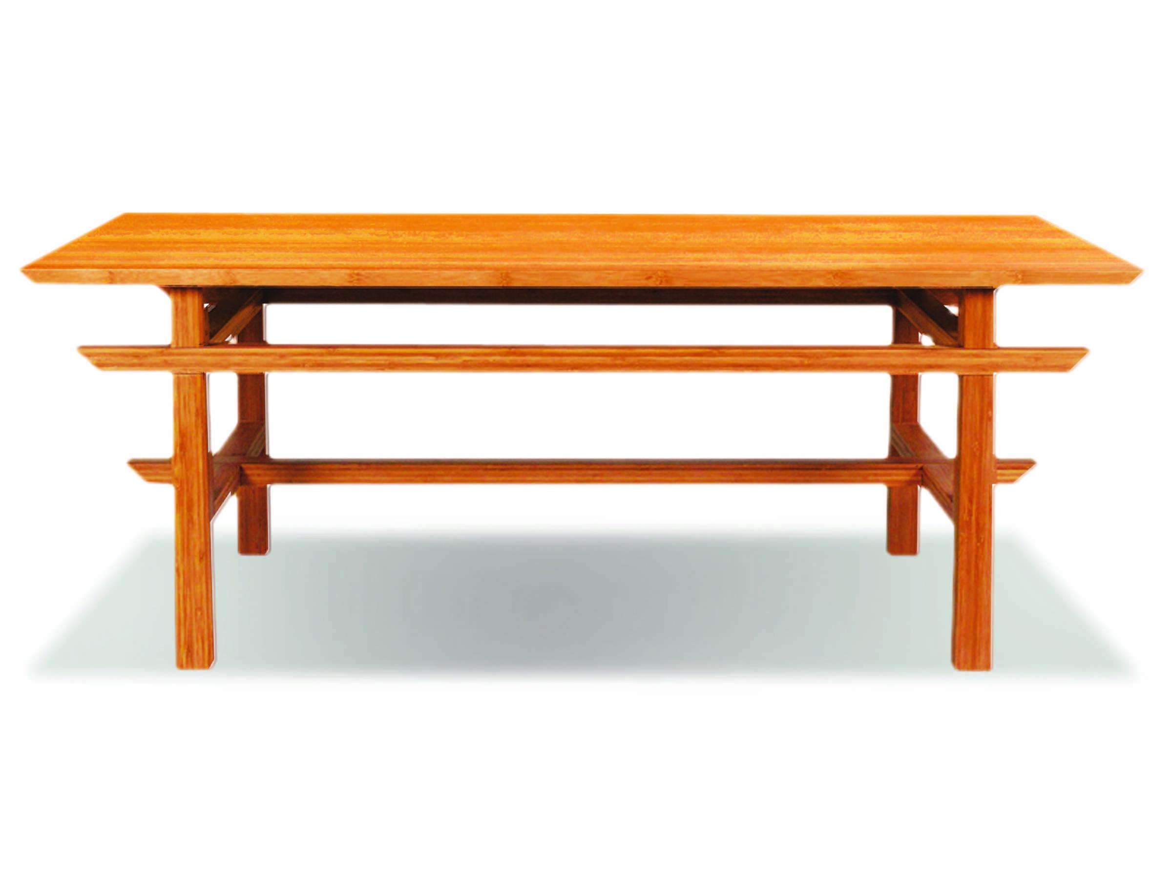 Greenington Lotus 48 39 39 X 24 39 39 Rectangular Caramelized Coffee Table Gtgt0606