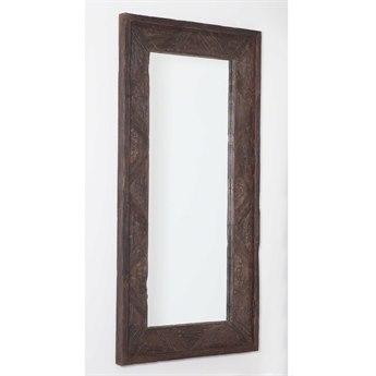Global Views Deer Valley 48.5'' x 94.5'' Rectangular Floor Mirror