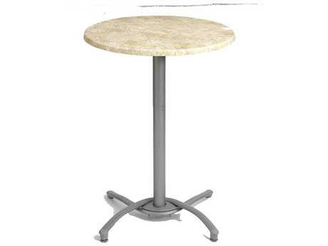 Grosfillex Bar Height Table Base