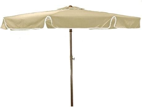 Grosfillex Beachmaster 6.5 Foot Fiberglass Umbrella