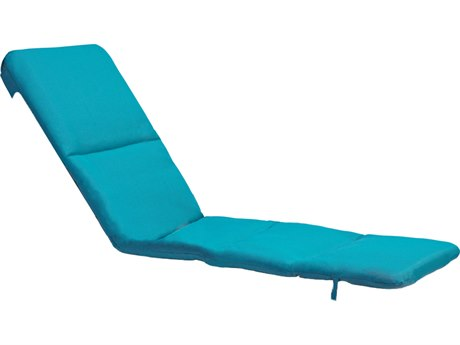 Grosfillex Contract Chaise Cushion with Hood (Sold in 6) PatioLiving