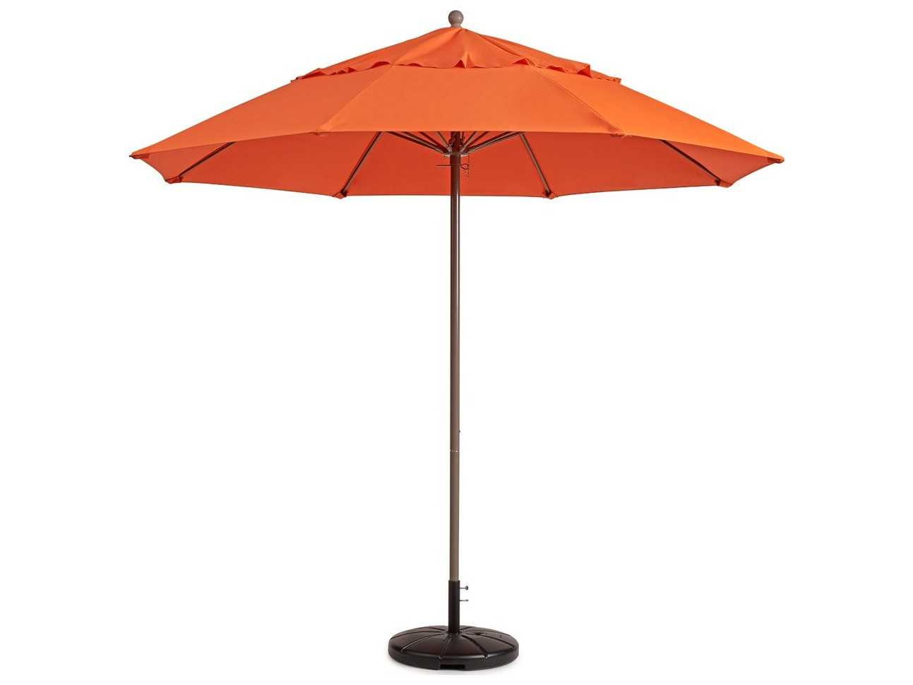 Grosfillex Windmaster 7 5 Foot Fiberglass Umbrella 98301931