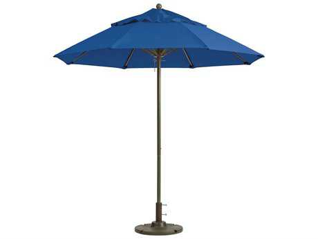 Grosfillex Windmaster 7.5 Foot Fiberglass Umbrella PatioLiving