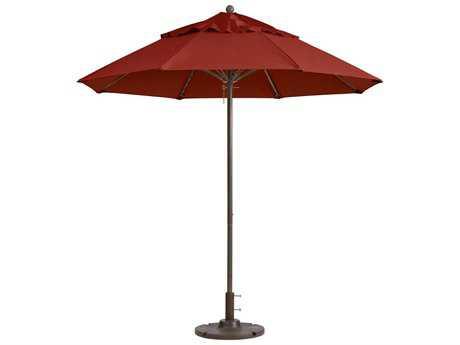 Grosfillex Windmaster 9 Foot Fiberglass Umbrella