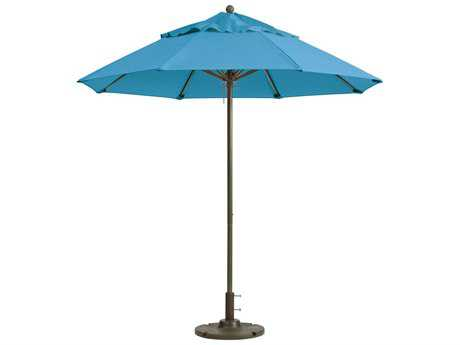 Grosfillex Windmaster 9 Foot Fiberglass Umbrella