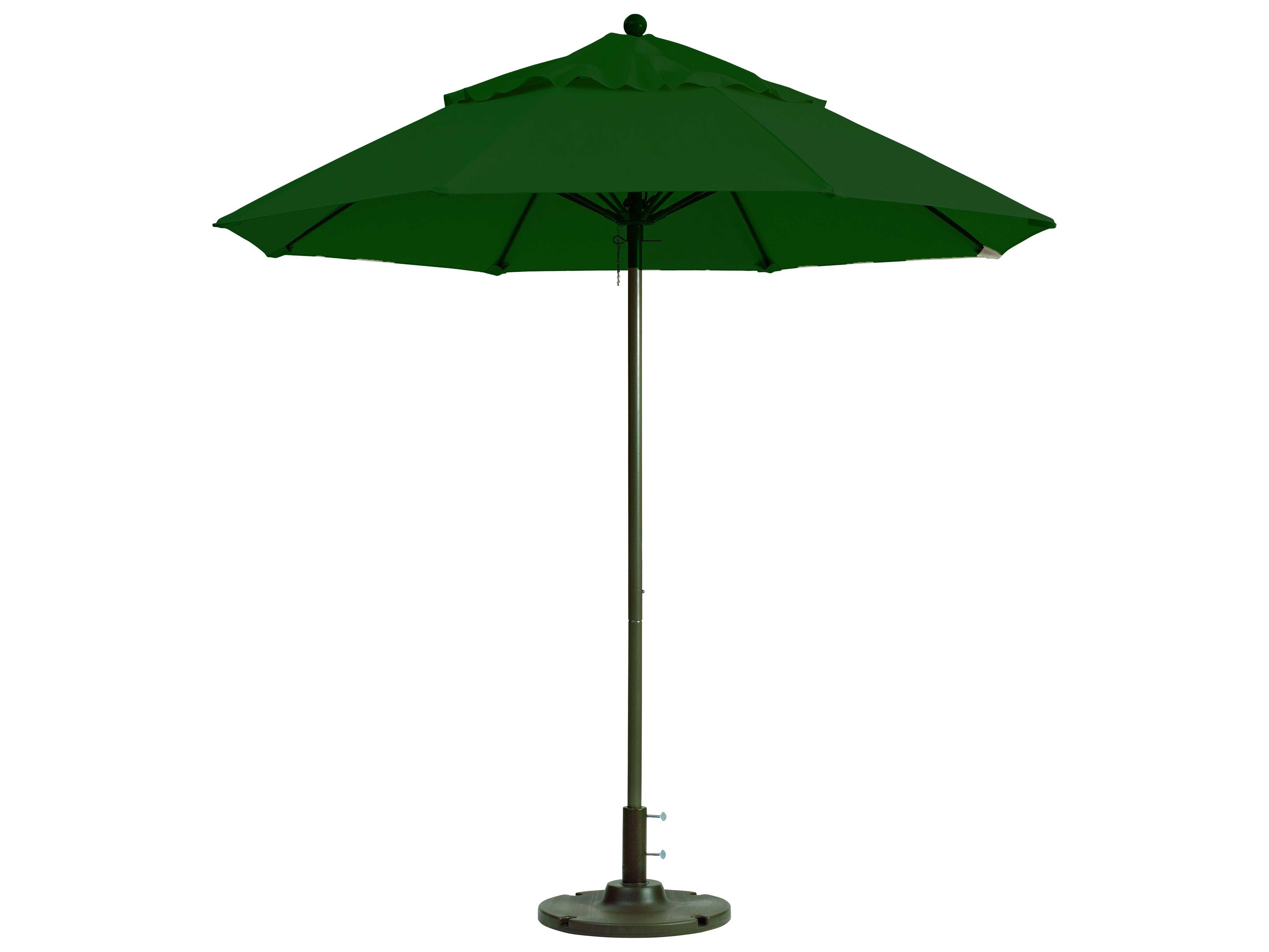 Grosfillex Windmaster 9 Foot Fiberglass Umbrella 98822031