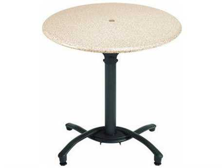 Grosfillex Classic Resin 30 Round Table Top