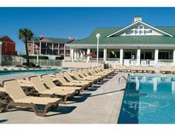 Marina Bronze Resin Sling Lounge Set