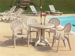Grosfillex Dining Sets Category