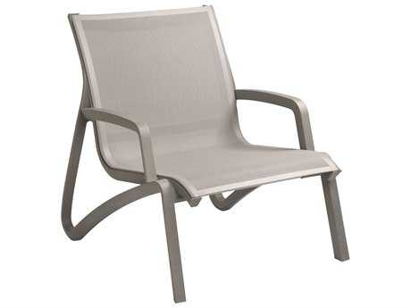 Grosfillex Sunset Lounge Chair (Sold in 4)